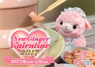 New Ginger Valentine 2017