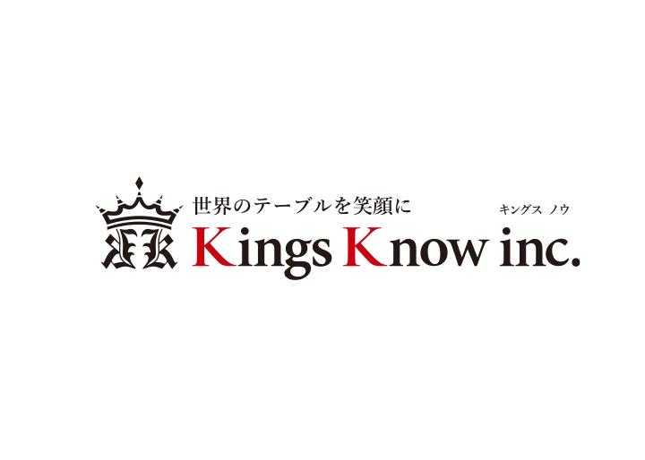 画像:株式会社Kings Knowロゴ