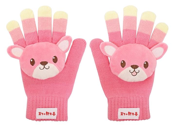 画像:イワシカ手袋メタルポーズ用(一双)