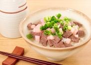 画像:岩下の新生姜で絶品牛タン茶漬け~林家たい平さん考案レシピ~