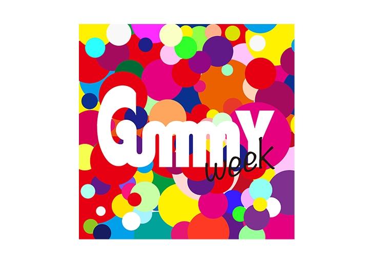 画像:Gummy Week 2020 ロゴ